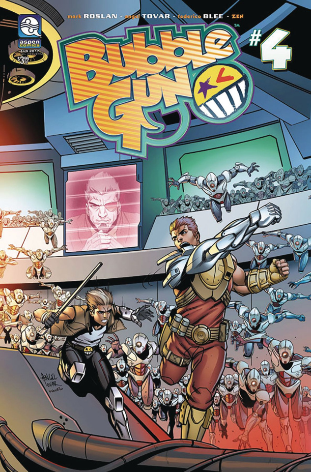 BubbleGun #4 (Cover C)