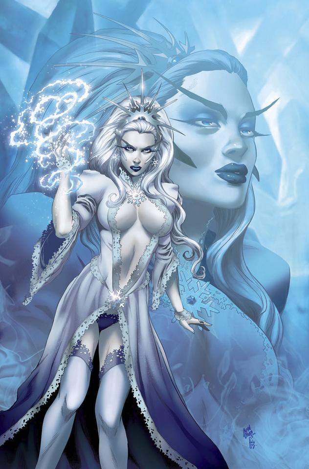 Grimm Fairy Tales #2 (Otero Cover)
