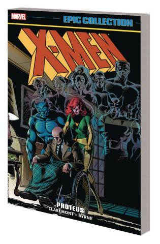 X-Men: Proteus (Epic Collection)