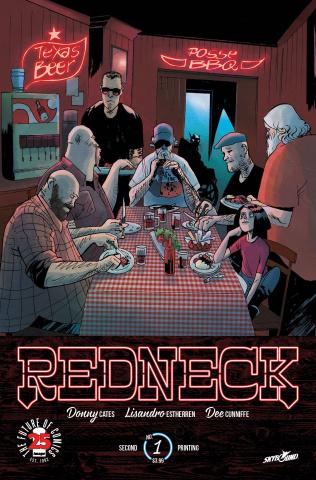 Redneck #1 (2nd Printing)