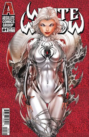 White Widow #1 (2nd Printing)