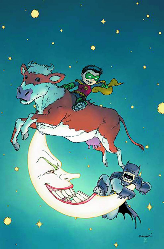 Batman: Li'l Gotham #1 (Variant Cover)