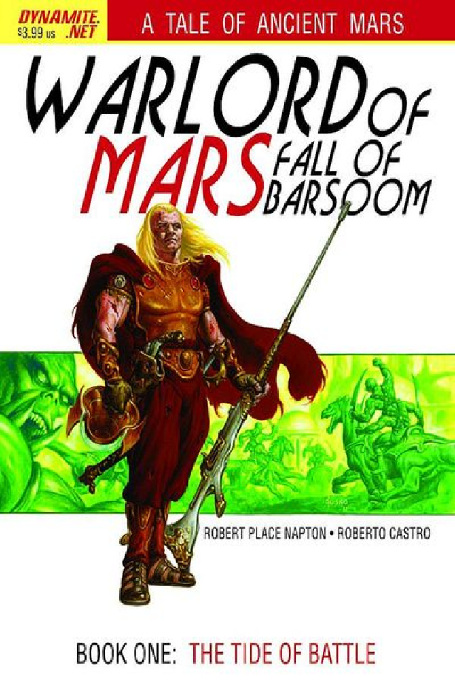 Warlord of Mars: Fall of Barsoom #1