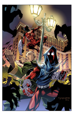 Ben Reilly: The Scarlet Spider #16