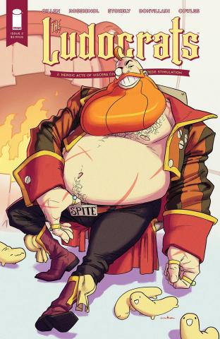 The Ludocrats #2 (Anka Cover)