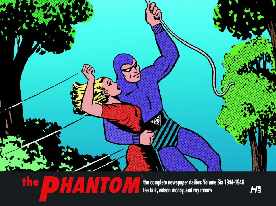 The Phantom: The Complete Newspaper Dailies Vol. 6: 1944-1946