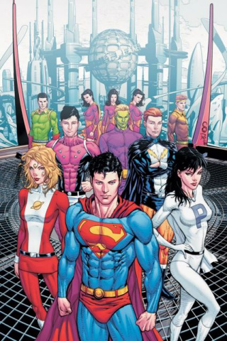 Superboy and the Legion of Super Heroes: The Early Years
