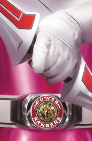 Mighty Morphin' Power Rangers #21 (50 Copy Mercado Cover)