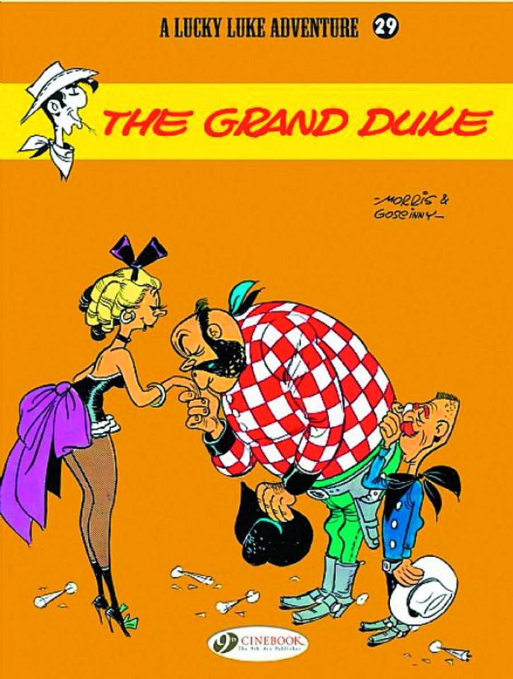 Lucky Luke Vol. 29: The Grand Duke