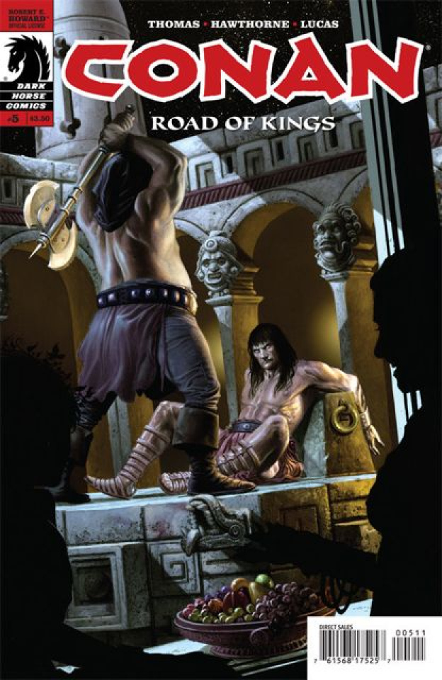 Conan: The Road of Kings #11