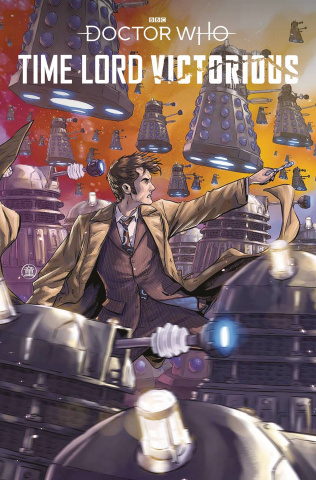 Doctor Who: Time Lord Victorious #2 (Tong Cover)