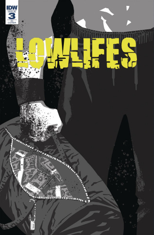 Lowlifes #3 (10 Copy Buccellato Cover)