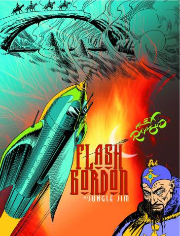 The Definitive Flash Gordon and Jungle Jim Vol. 3