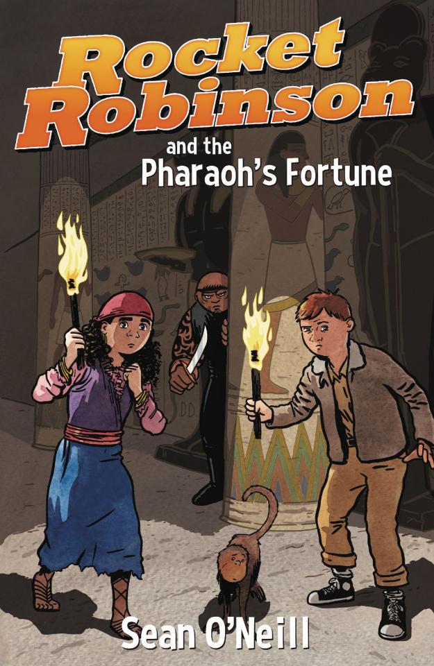 Rocket Robinson Vol. 1: The Pharoah's Fortune