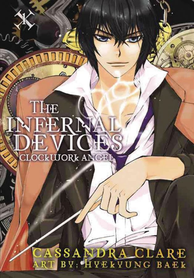 The Infernal Devices Vol. 1: Clockwork Angel