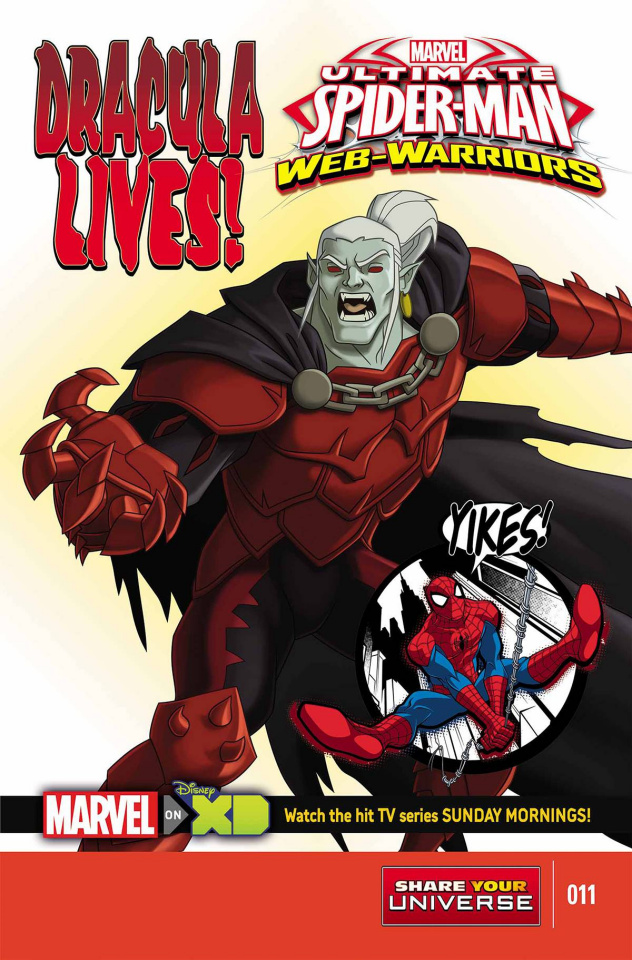 Marvel Universe: Ultimate Spider-Man - Web Warriors #11