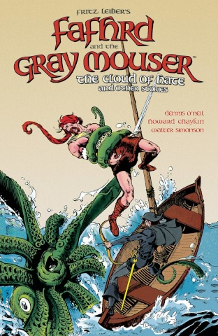 Fafhrd and the Gray Mouser: The Cloud of Hate
