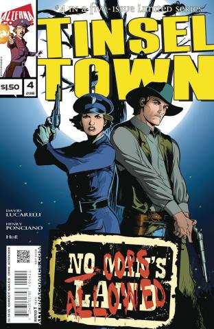Tinseltown #4