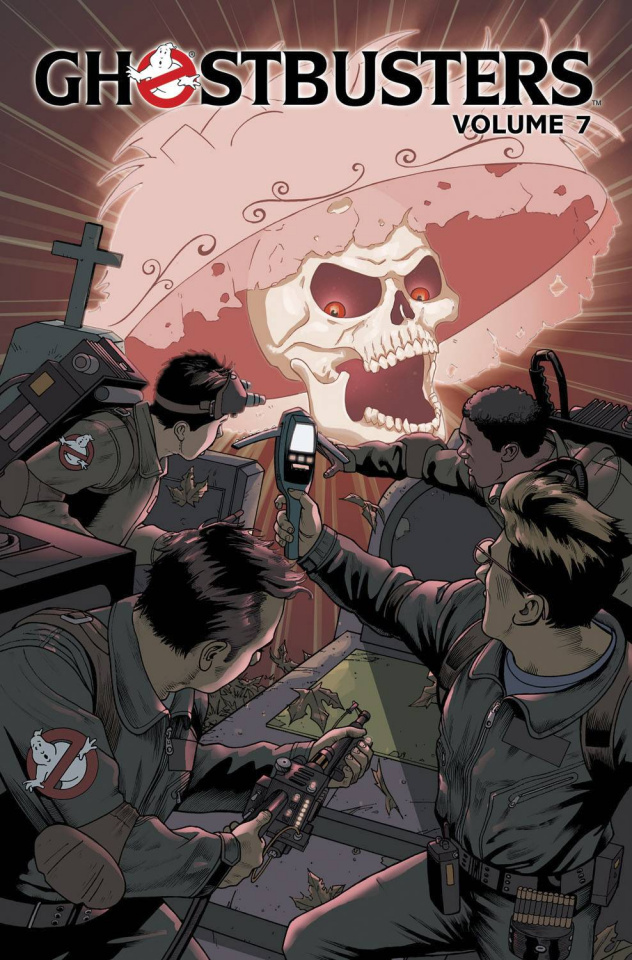 Ghostbusters Vol. 7: Happy Horror Days!