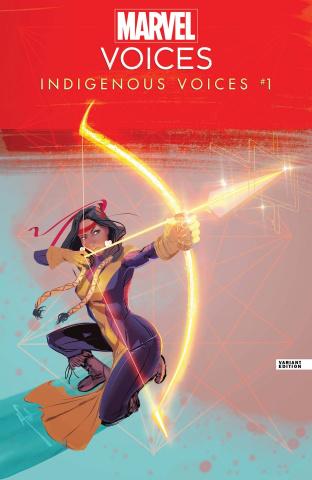 Marvel's Voices: Indigenous Voices #1 (Richardson Cover)