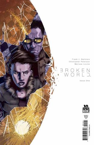 Broken World #1 (FOC Nolan Cover)