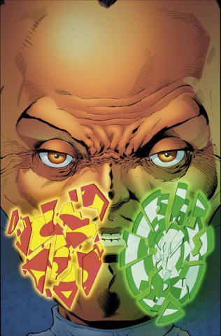 Hal Jordan and The Green Lantern Corps #31 (Variant Cover)