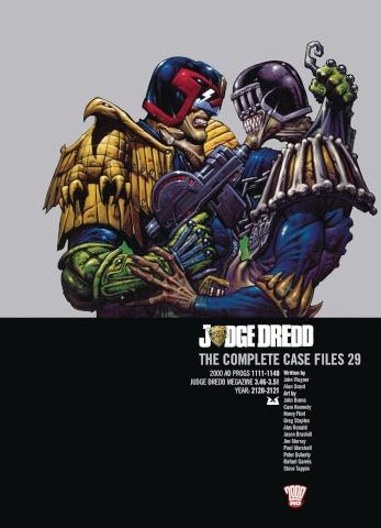 Judge Dredd: The Complete Case Files Vol. 29