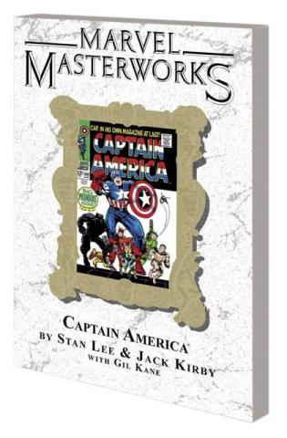 Captain America Vol. 2 (Marvel Masterworks)