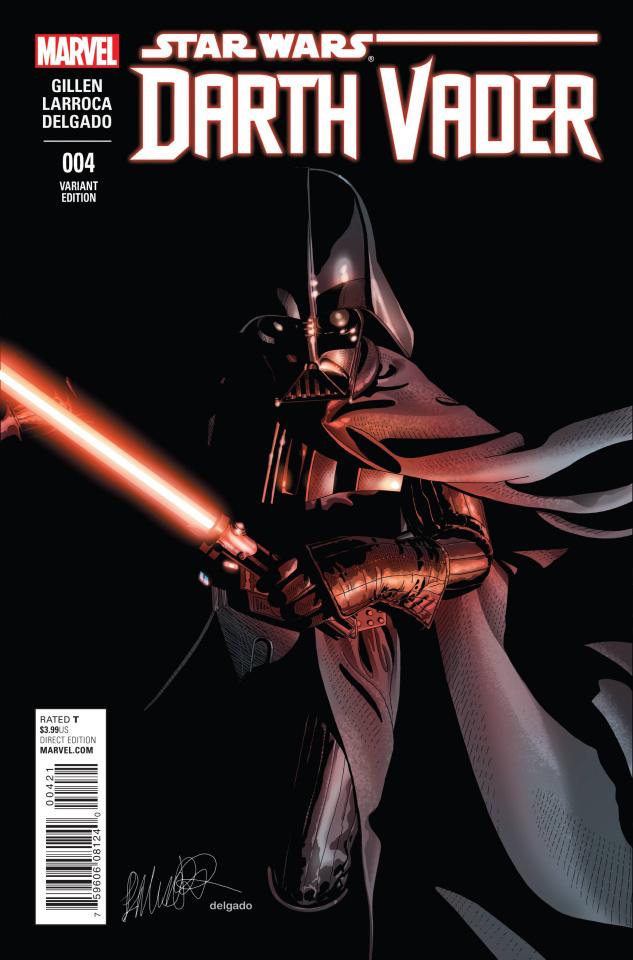 Darth Vader #4 (Larroca Cover)