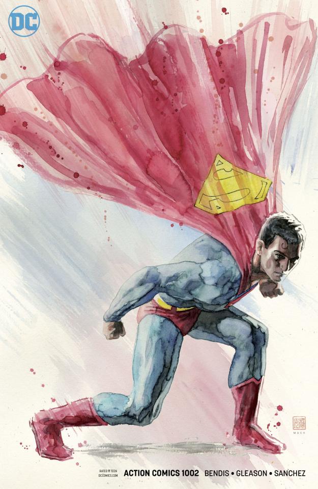 Action Comics #1002 (Mack Cover)