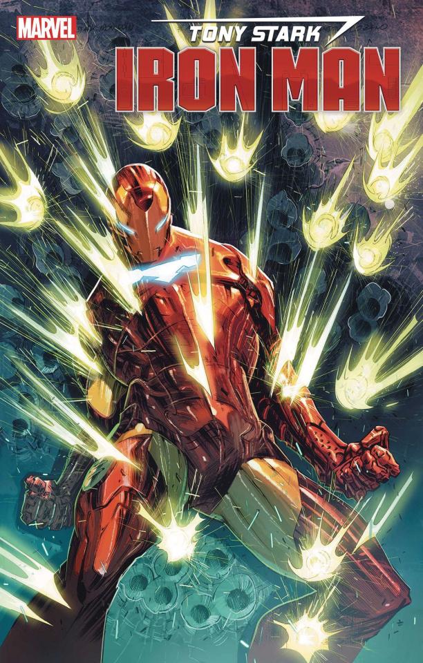 Tony Stark: Iron Man #19