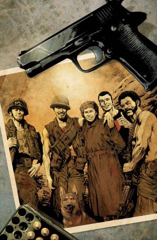 Bloodshot U.S.A. #1 (20 Copy Guice Cover)