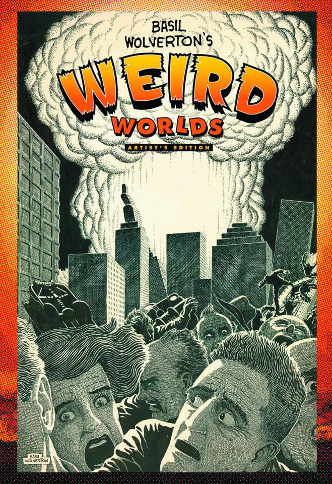 Weird Worlds: Artist's Edition