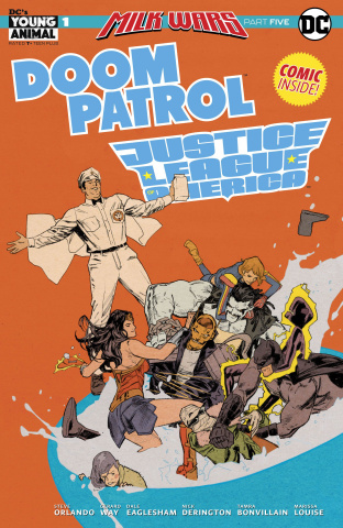 Doom Patrol / Justice League of America Special #1