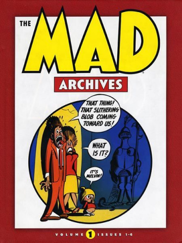 MAD Archives Vol. 1