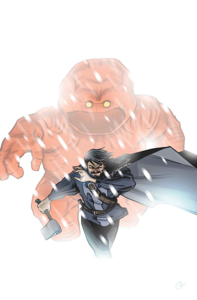 Doctor Strange #1.MU