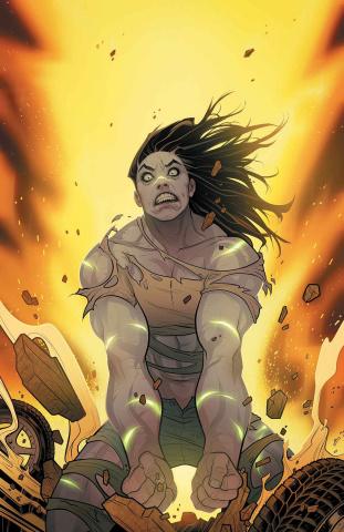 Hulk #2 (Torque Cover)