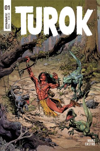 Turok #1 (Castro Cover)