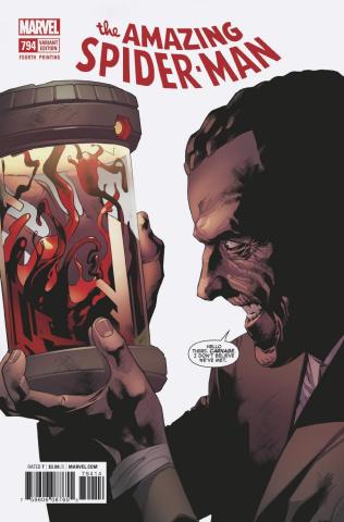 The Amazing Spider-Man #794 (Immonen 4th Printing)