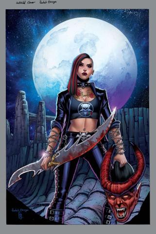 Hellchild: The Unholy #4 (Oezgen Cover)