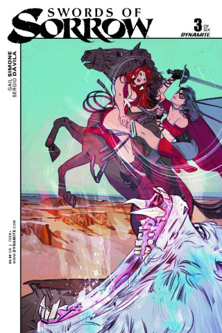 Swords of Sorrow #3 (Lotay Cover)