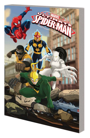 Marvel Universe: Ultimate Spider-Man Vol. 6