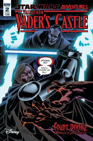 Star Wars: Tales From Vader's Castle #2 (Jones Cover)