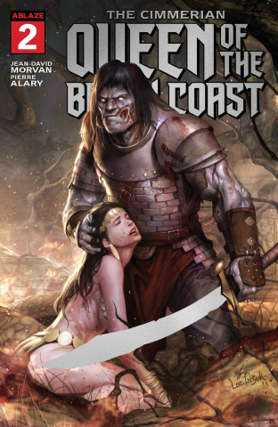 The Cimmerian: Queen of the Black Coast #2 (Free 10 Copy Cover)