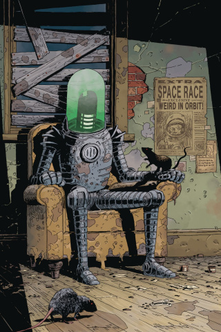 Black Hammer: Age of Doom #9 (Ormston Cover)