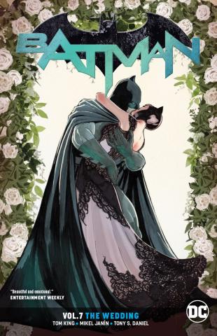Batman Vol. 7: The Wedding (Rebirth)