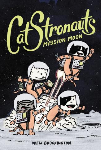 Catstronauts Vol. 1: Mission Moon