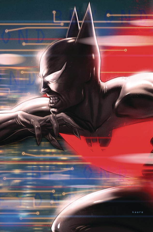 Batman Beyond #33 (Variant Cover)