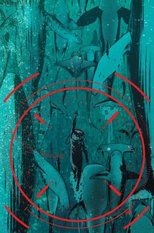 Black Manta #4 (Jorge Fornes Cover)