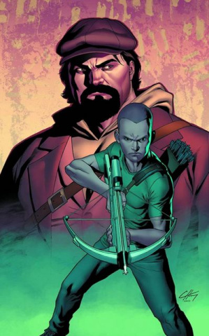 Archer & Armstrong #1 (Henry Cover)